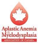 Aplastic Anemia & Myelodysplasia Association of Canada - Logo